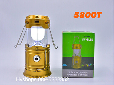 ไฟตะเกียง LED รุ่น 5800T