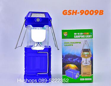 ตะเกียงเดินป่า LED รุ่น GSH-9009B