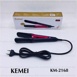 เครื่องหนีบผมไฟฟ้า Kemei Km-2168