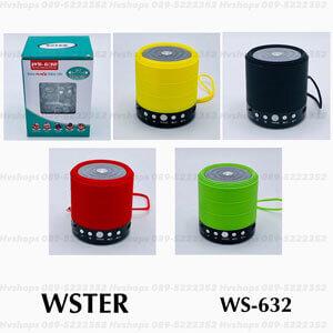 ลําโพงบลูทูธWSTER รุ่น WS-632