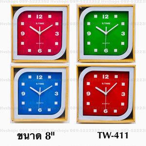 นาฬิกาแขวนS-TIMEรุ่นTW-411