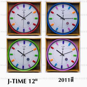 นาฬิกาแขวนยี่ห้อ J-Time รุ่น 2011