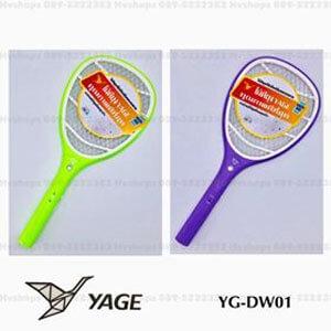 YAGE ไม้ตียุงคุณภาพสูง รุ่น YG-DW01