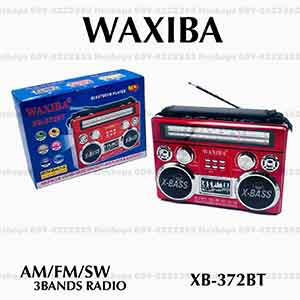 WAXIBA รุ่น XB-372BT