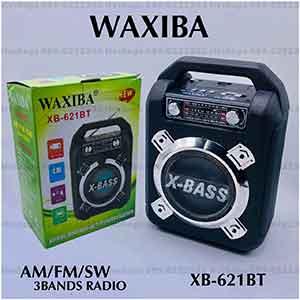วิทยุบลูทูธแบบทันสมัย แบรนด์ WAXIBA รุ่น XB-621BT
